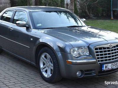 używany Chrysler 300C CRDi - niesamowicie wygodny, idealny stan!