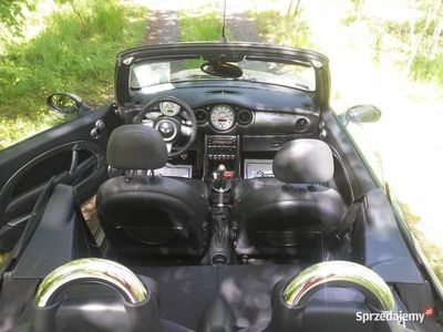 używany Mini Cooper S Cabriolet 1,6 Benzyna 184KM LIFT