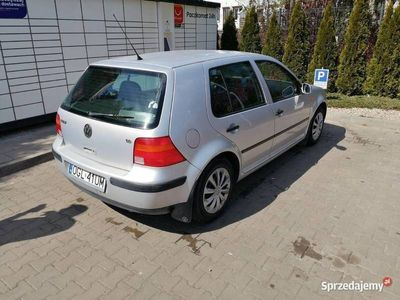 używany VW Golf IV 1.6lpg Zamiana