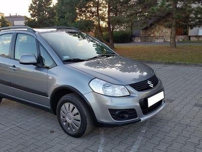 używany Suzuki SX4 I 1,6 120 KM Napęd 4x4 Salon Polska I wł. Serwis,, Świerklaniec
