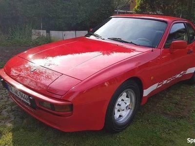 używany Porsche 944 Targa Zabytek