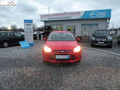 używany Ford Focus 1.6dm3 95KM 2014r. 148 000km Sal.PL,F-Vat,Gwar,Czuj.Park.