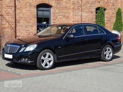 używany Mercedes 200 Klasa E W212CGI Elegance 2.0 Benzyna + Gaz