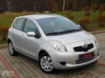 używany Toyota Yaris II Zarejestrowany - benzyna - klimatyzacja
