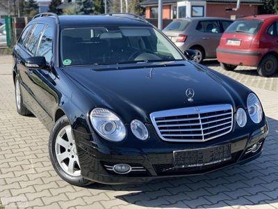 używany Mercedes E200 Klasa E W211CDI Elegance