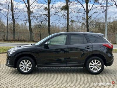 używany Mazda CX-5 2.0 benzyna Faktura VAT 23% Skylease + Xenon Navi