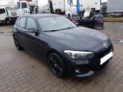 brugt BMW 118 seria 1 2dm3 150KM 2017r. 31 552km d M Sport Shadow 2017r., FV 23%, Gwarancja!!