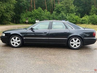 używany Audi A8 d2 2.8 V6 LIFT.ZAMIANA.