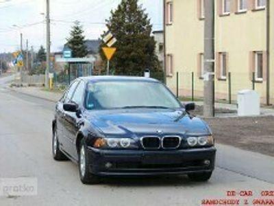 używany BMW 520 SERIA 5 IV (E39) i 177 tys km! stan kolekcjoners, 1 rej 2003