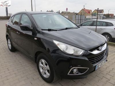 brugt Hyundai ix35 1.7dm3 115KM 2010r. 83 000km ABS automatyczna klima.