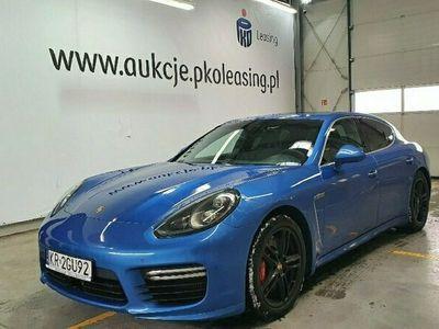 używany Porsche Panamera 4.8dm 520KM 2016r. 91 456km