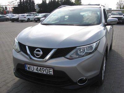 used Nissan Qashqai 1.5dm3 110KM 2016r. 36 409km ABS