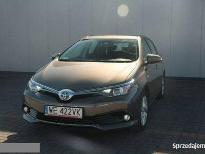 używany Toyota Auris Hybrid 135 Premium HB II 1.8 99KM, Touch 2, Chrome & Comfort Auris