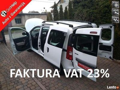 używany Dacia Dokker 21900 netto Salon PL Laureate F.vat 23%