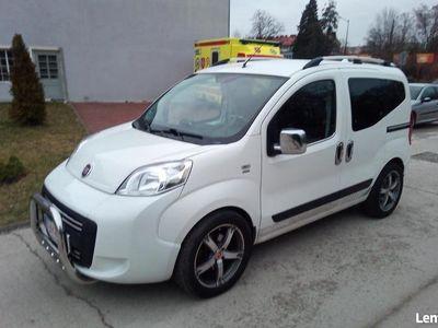 używany Fiat Qubo 1.3 MultiJet II EURO 6 Trekking -2015r