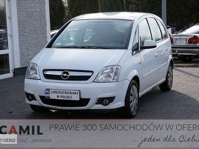 używany Opel Meriva A 1.3 CDTI 75KM, Klimatyzacja, Ubezpieczony, Zarejestrowany, Opole