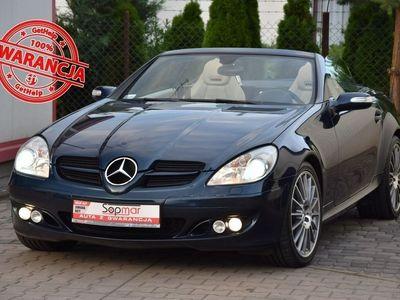 używany Mercedes SLK350 3.5 V6 272KM Automat 2006r. Polski SALON Brabus R171 (2004-2011)
