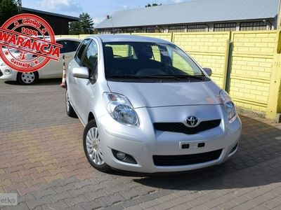 second-hand Toyota Yaris 1.3dm 101KM 2013r. 50 950km