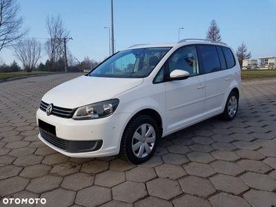 używany VW Touran II
