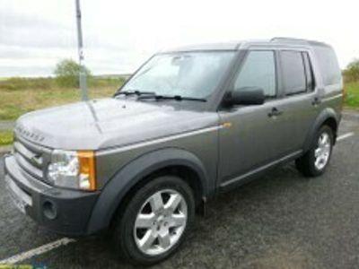 używany Land Rover Discovery 3 ZGUBILES MALY DUZY BRIEF LUBich BRAK WYROBIMY NOWE