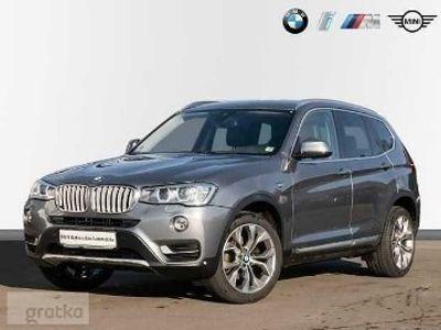 używany BMW X3 II (F25) xDrive20d xLine