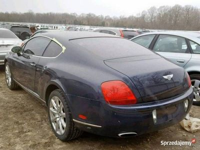 używany Bentley Continental GT ContinentalV12 6.0 benz. 560KM W12 autom. AWD 2005 I [GT] (2003-2010)
