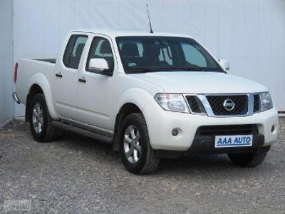 używany Nissan Navara D40 Salon Polska, 187 KM, 4X4, VAT 23%, Klimatronic, Tempomat,
