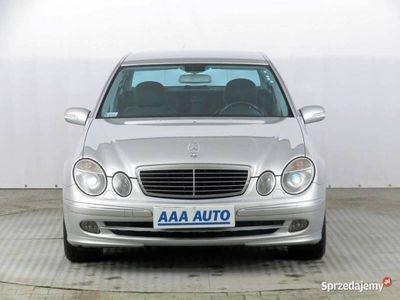 używany Mercedes E200 EKompressor