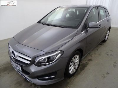used Mercedes B180 1.5dm 110KM 2018r. 22 070km