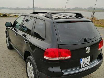 używany VW Touareg 4x4 2.5 TDI 174km 6 bieg