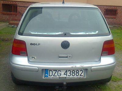 używany VW Golf IV 1.9 TDI 2002
