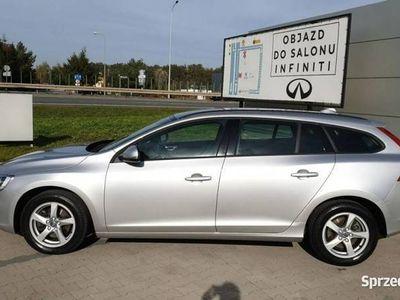 używany Volvo V60 2dm 150KM 2015r. 150 732km