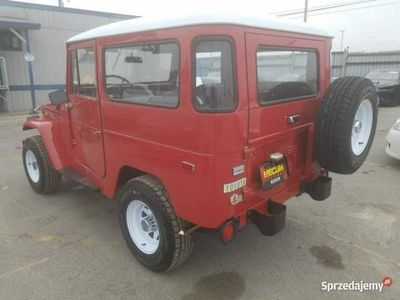 używany Toyota Land Cruiser Land CruiserFJ40 3.9l benz. 125KM 1971 Klasyk I (1981-1990)