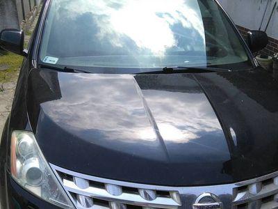 używany Nissan Murano 3.5V6 benzyna/gaz