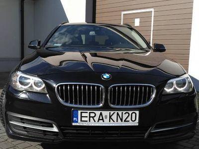 używany BMW 520 f11 d