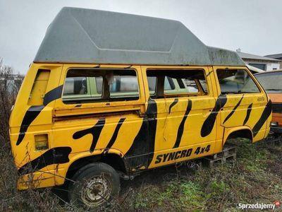 używany VW T3 Syncro 4x4