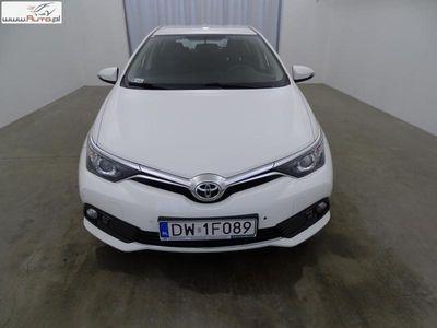 used Toyota Auris 1.6dm3 132KM 2016r. 125 555km 1.6 Comfort Salon Polska ! 1 właściciel ! ASO ! FV23% !