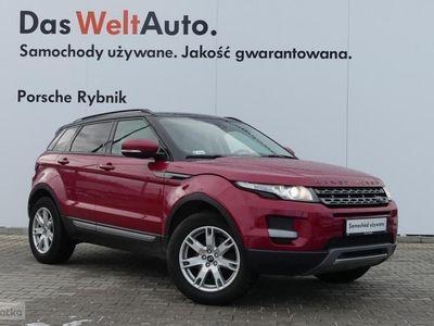 używany Land Rover Range Rover evoque 2,0Benzyna,240KM,SalonPL,ASO,Panorama,Skóra,4x4,Podg.Kierownica,FV23