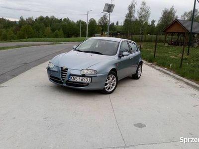 używany Alfa Romeo 147 1.6b do jazdy!