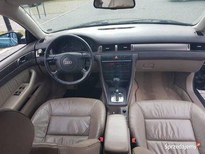 używany Audi A6 C5 2,8 benzyna Bosse IDEALNA Z NIEMIEC