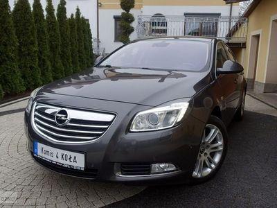 używany Opel Insignia 2dm 131KM 2010r. 142 000km