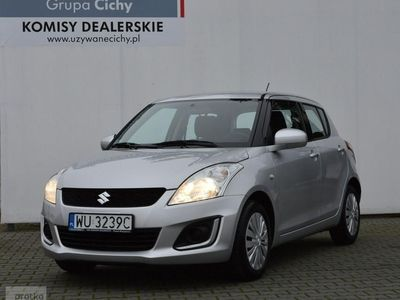 używany Suzuki Swift V SalonPL SerwisASO 23% VAT 1.3 benzyna 94KM 1 Właściciel, Wysogotowo
