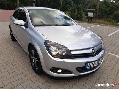 używany Opel Astra GTC 1.6 16v Niemcy 145000km Oplacona zadbana
