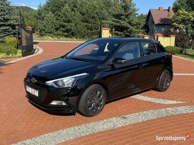 używany Hyundai i20 1.2 Benzyna+LPG (84km) CLASSIC PLUS Salon PL II (2014-)
