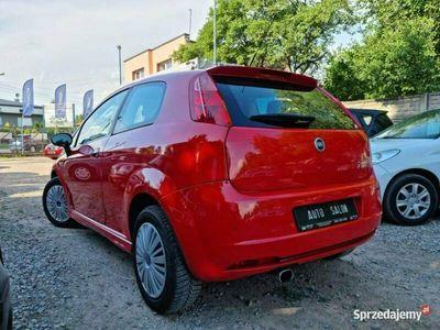 używany Fiat Grande Punto SPORT*1.4*95PS*KLIMA*kubełki*niemcy*LAKIER*oryginał*6biegów*ideał*