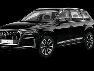 używany Audi Q7 S line 45 TDI quattro 170 kW (231 KM) tiptronicZostaw kontakt, oddzwonimy