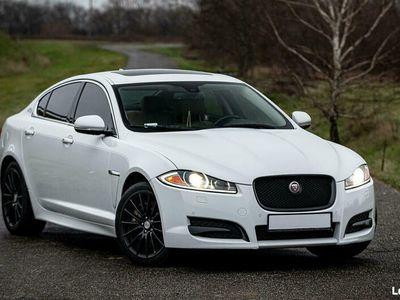 używany Jaguar XF z pakietem R, 2013r, auto prywatne