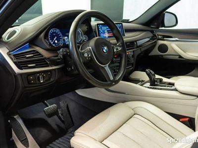 używany BMW X6 3dm 313KM 2016r. 89 300km