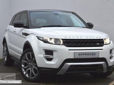 używany Land Rover Range Rover evoque Najtaniej w EU