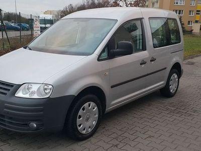 używany VW Caddy III